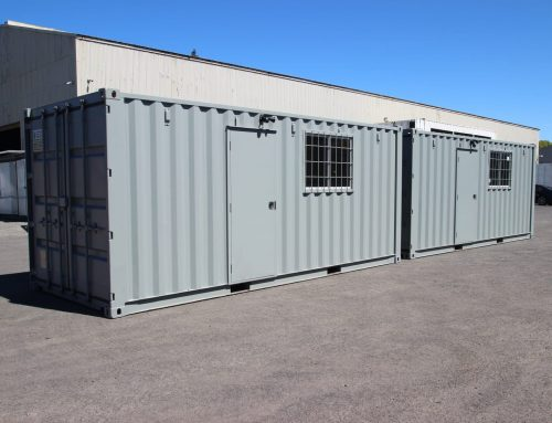 Can I use Shipping Container as my Next Site Office in Adelaide?