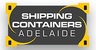 Shipping Containers Adelaide Logo