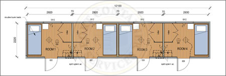 Accommodation Container - The Station Pre-Designed Container Home Adelaide
