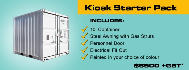Kiosk Starter Pack