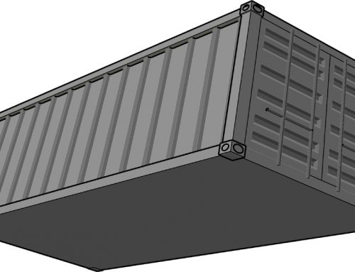 Do You Need a Half-Size Shipping Container for Small Projects?
