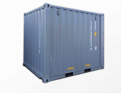 How Much do 10ft Containers Fit?