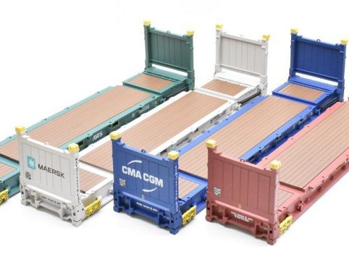 How to Use Flat Rack Containers