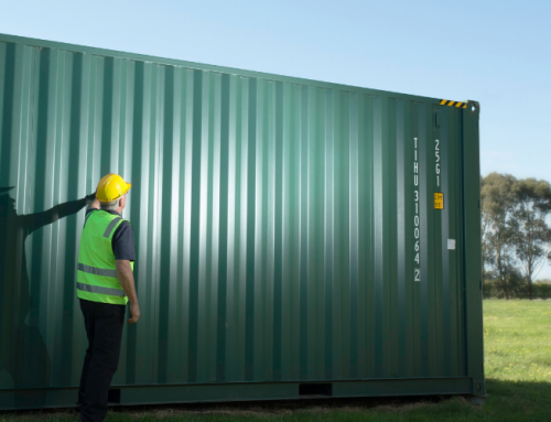 What to Look for When Buying Second Hand Shipping Containers