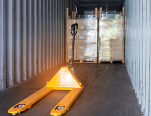 Tips to maximise storage in your shipping container