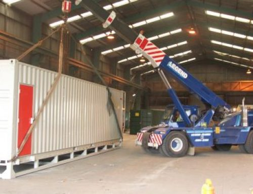 Finding a Shipping Container in Adelaide Quickly
